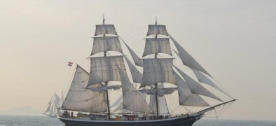 Morgenster Tall Ship