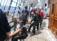 Statsraad Lehmkuhl - Tall Ships - Sail Training - Crew