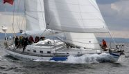 Thermopylae Clipper yacht sailing vessel trainees Windseeker