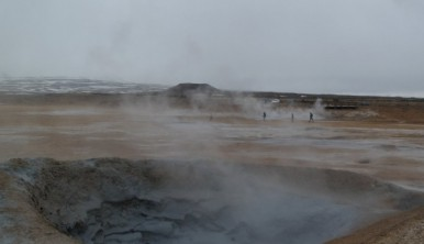 Steamy Iceland Tecla