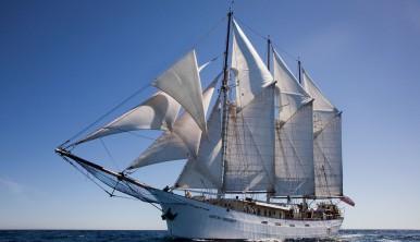 full sails Kapitan Borchardt
