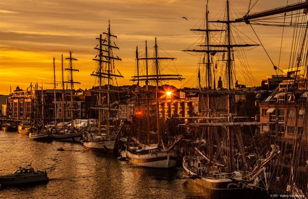 Tall Ships Races 2019 Windseeker