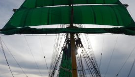 Alex 2 - Sailing - Sails - Rig - Tall ship