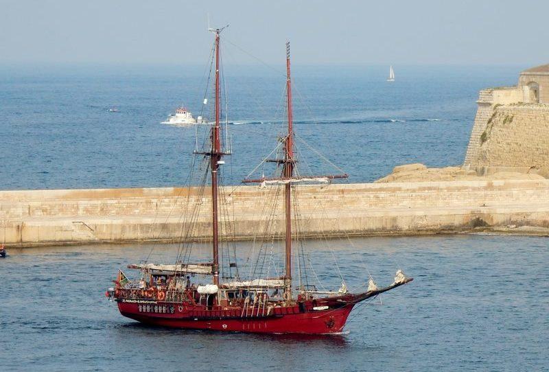 Atyla Ship Anchor Sailing Windseeker