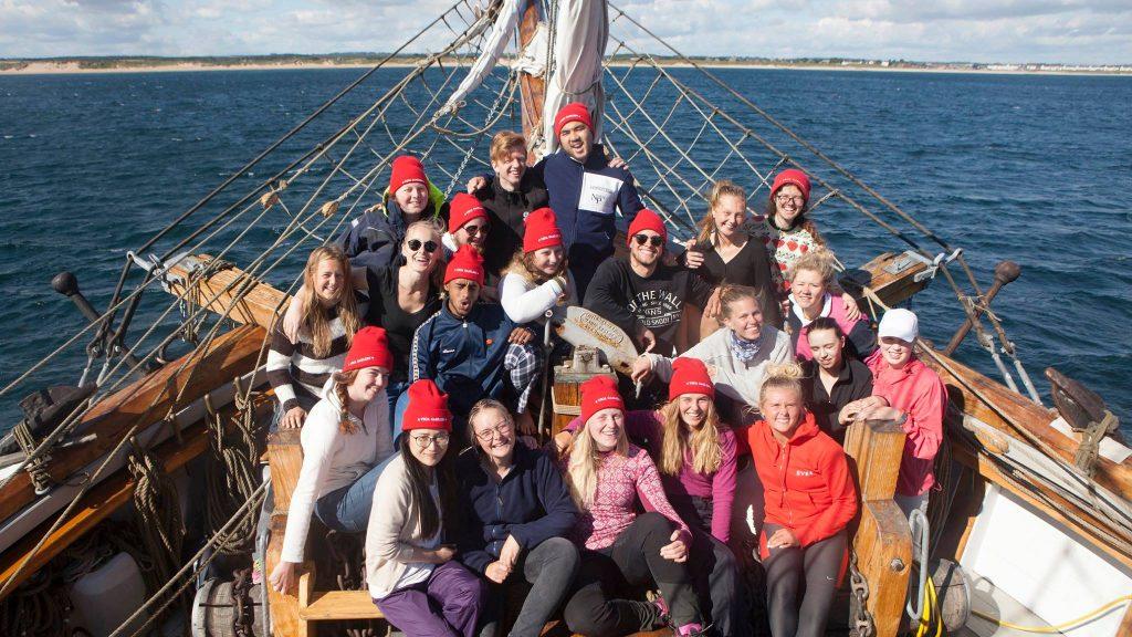 Sail Training Tall Ship - Vega Gamleby - Windseeker
