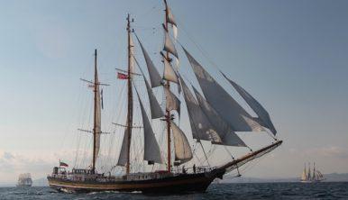 Royal Helena , Tall Ships , Sailing