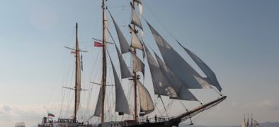 Royal Helena , Tall Ships , Sailing