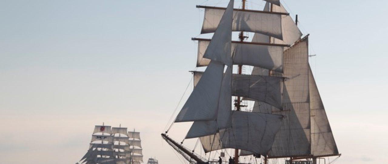 Royal Helena , Sails , Sailing , Tall Ships