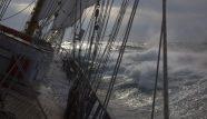 Royal Helena sailing sea