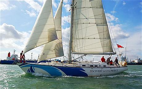 Thermopylae Clipper sails sailing vessel races Windseeker