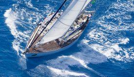 Vahine sailing yacht vessel Windseeker