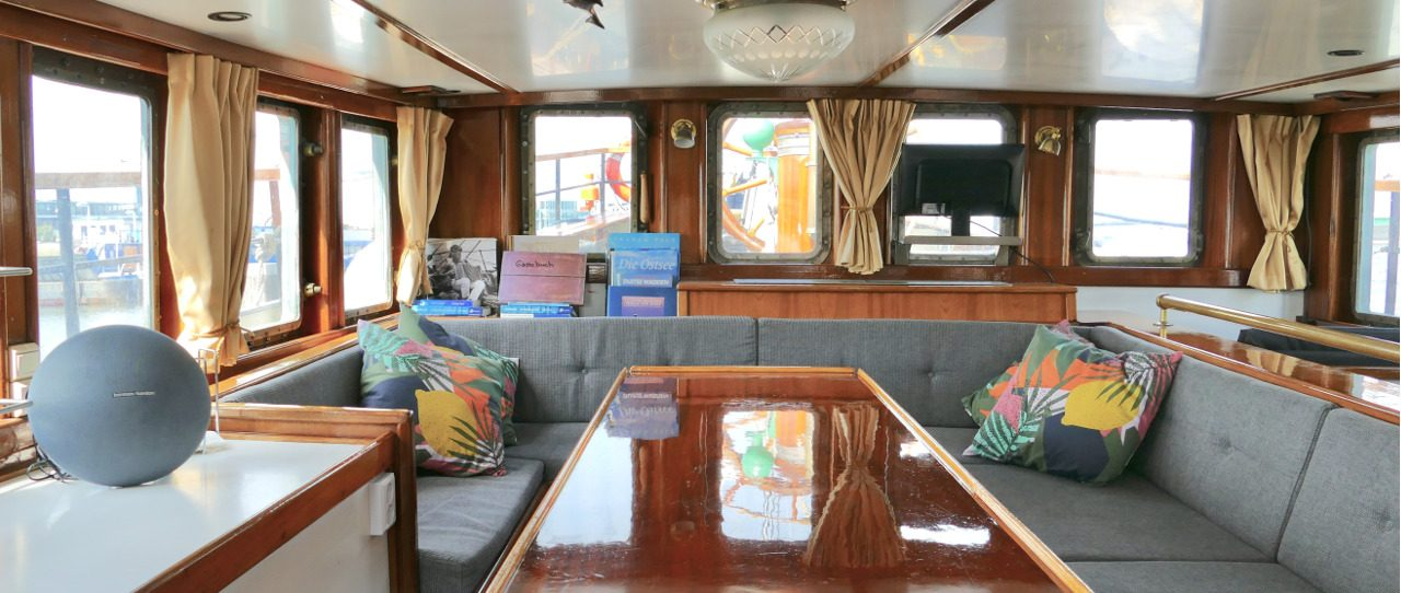 Picture of Twister Ship Interior