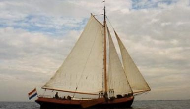 Picture of the Oost-Vlieland Ship Sailing