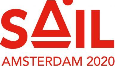 Logo of Sail Amsterdam 2020 event