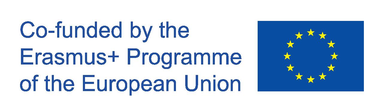 Logo of the Erasmus Plus Program