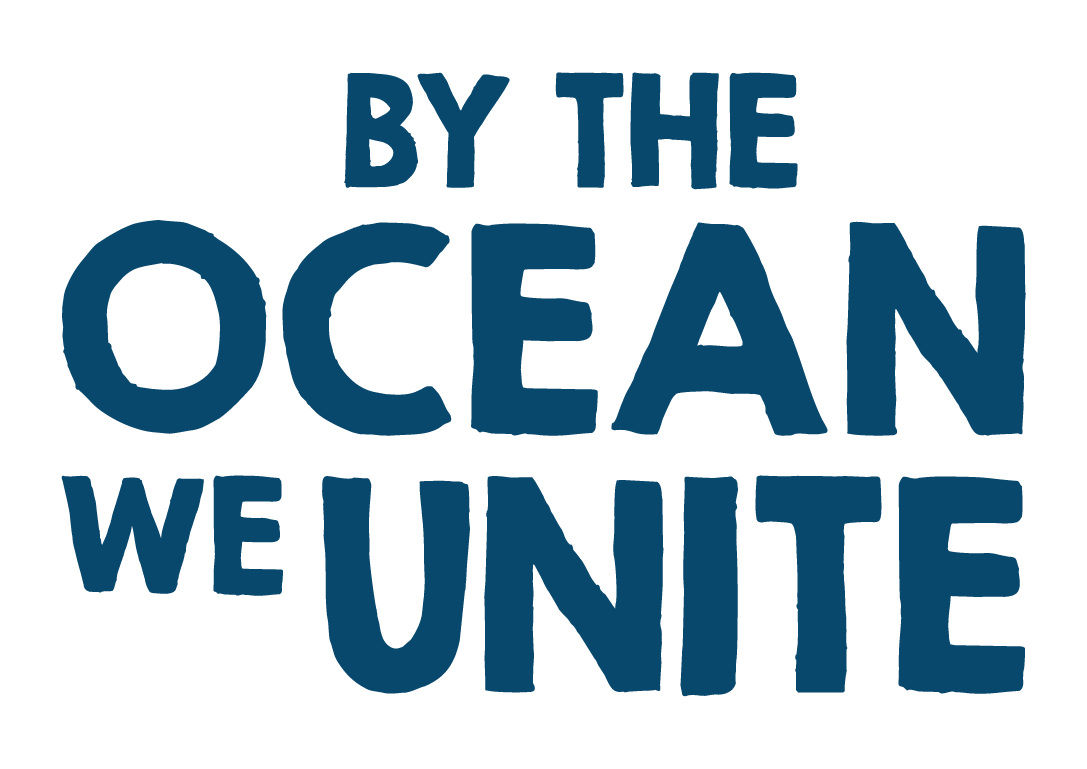 Logo of By the Ocean we Unite organisation