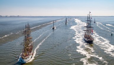 Tall Ships Races 2020 Windseeker