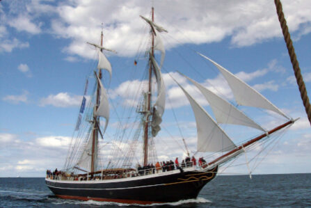 All Sail Training journeys